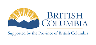 supported by british columbia government