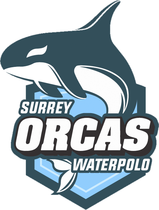 surrey orcas water polo logo