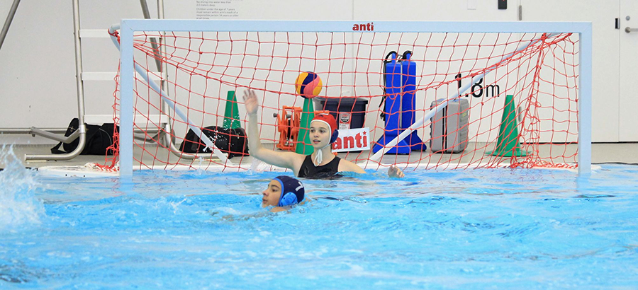 try water polo